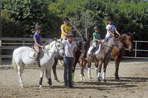 Silver Gate Farm riding school